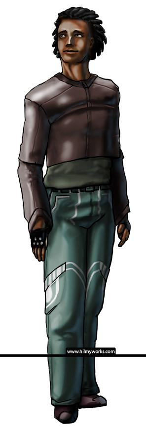 Hilmyworks Leather jacket