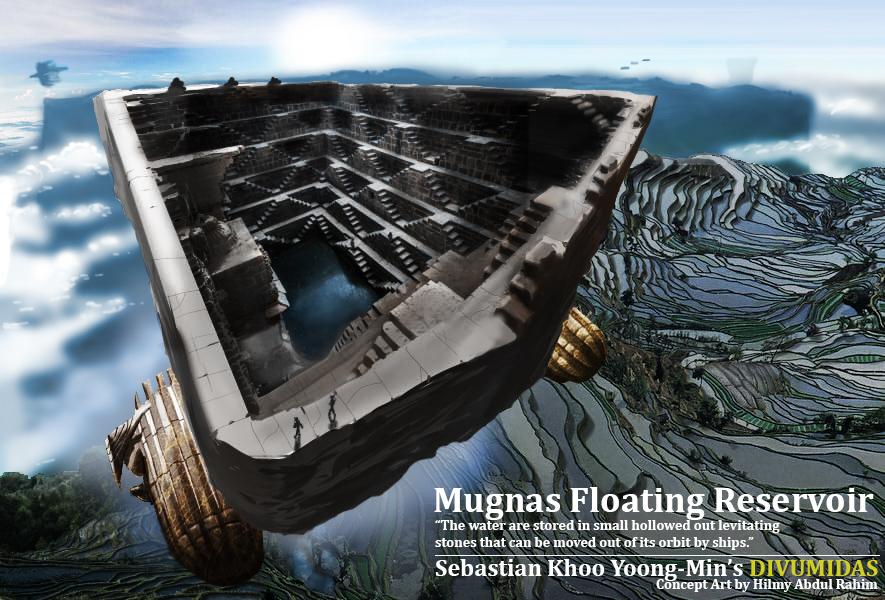 Mugnas-Floating-Reservoir