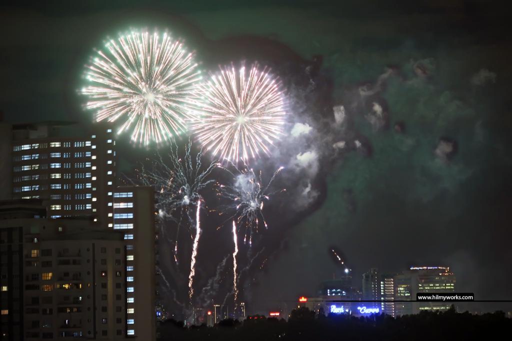 2020 HDR Fireworks